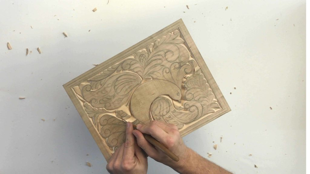 Woodcarving School -This Course is designed for Talented people who love Woodcarving but don't know where to start. I will take you back to History thousands of years.