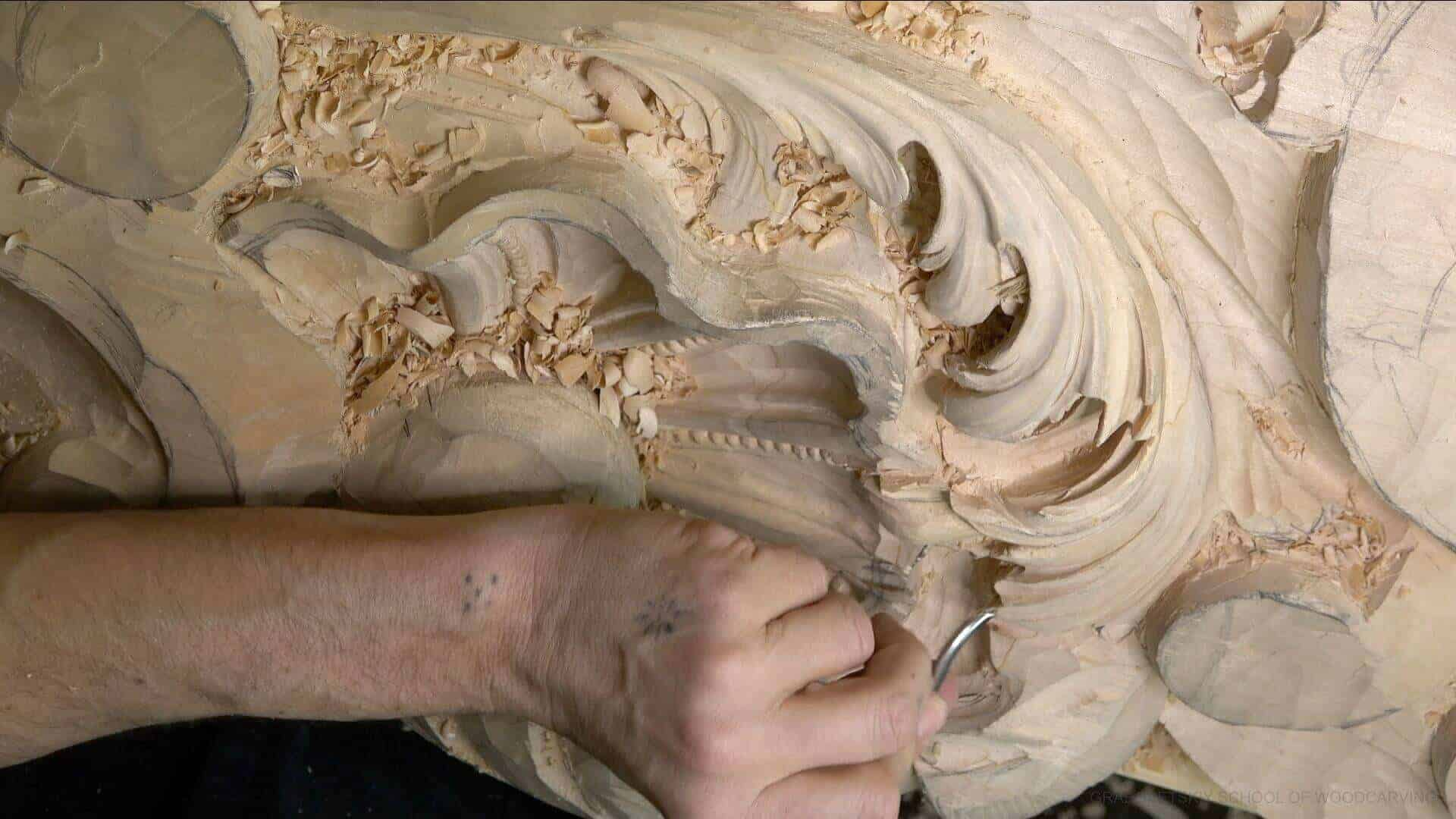 """Wood Carving Course online - Carving Authentic Venice 15th Century room. It is all about being authentic to the original 15th-century wood carving. wood carving course wood carving courses decoy carving classes woodworking school cabinet making school wood carving supplies wood carving class wood carving school wood carving schools wood carving courses for beginners wood carving videos free wood carving lessons near me wood carving classes online wood carving schools wood carving workshops wood carving programs wood carving online shop Woodcarving, Wood Carving, Woodcarving School, School of Woodcarving, School of Wood Carving wood carving course wood carving courses decoy carving classes woodworking school cabinet making school wood carving supplies wood carving class wood carving school wood carving schools wood carving courses for beginners wood carving videos free wood carving lessons near me wood carving classes online wood carving schools wood carving workshops wood carving programs wood carving online shop https://www.instagram.com/woodcarvergrabovetskiy/ Design for Wood Carving is not the same as for Fine art or even Sculpture. Fine art is 2D World vs Sculpture and Wood carving is 3D world. Wood Carving is also a type of Sculpture. But if You compare a Clay Modeling and Wood Carving. Modeling clay is the art of ADDING ON and Wood Carving is an Art of DEDUCTION. And art of deduction is a little more complicating. You can deduct with Your Carving tool just a 1/16"""" too much and Your work is """"gone with the wind"""". To Design for wood carving We need to Think a little different. And the same questions should be always in our heads- What tools do I have and how I will carve what I am designing? How deep can my tool travel inside of my piece of wood and how it will turn. Design for Wood Carving is a science and it is based on a laws. During this Class we will discover some of the laws or Principles and answer a really important Design questions. The Law of Space. - H"""