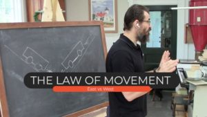 Principles of Design in Wood Carving The Law of Movement
